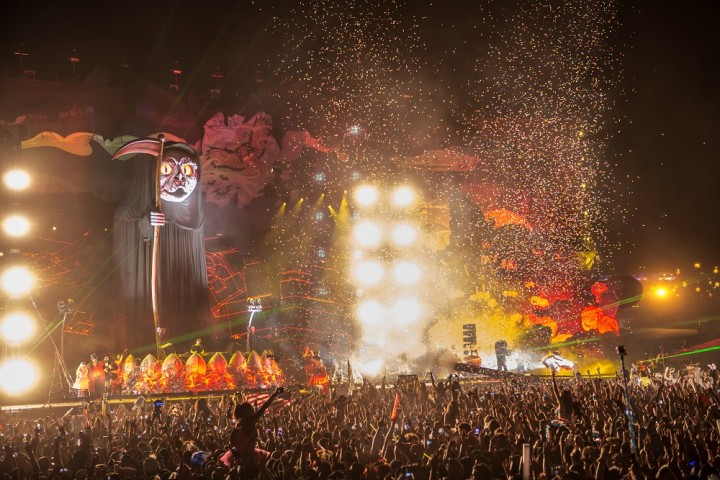 """Insomniac adds second day to SoCal's """"Escape"""" Halloween festival ..."""